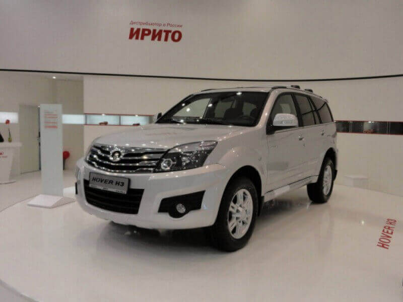 Great Wall Haval H3