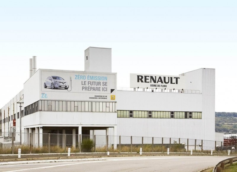 Renault factory