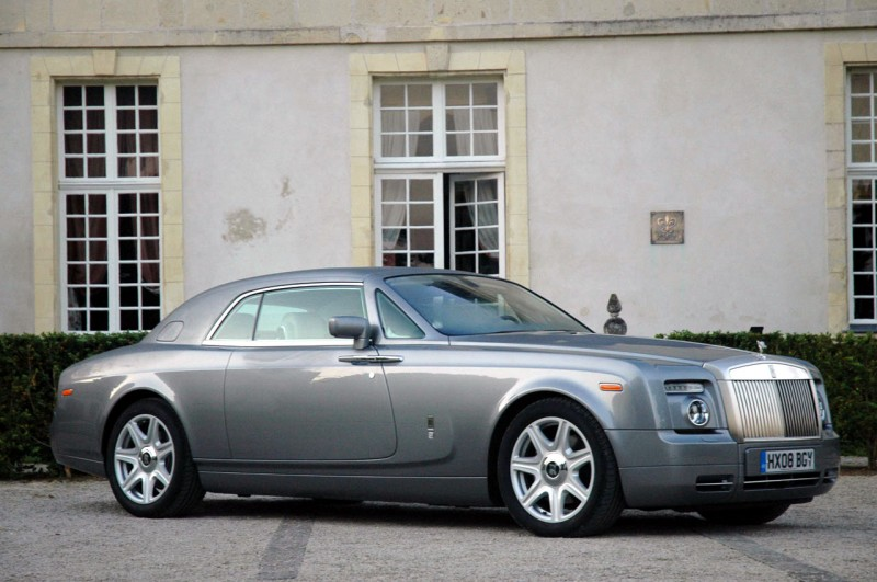 Rolls-Royce Phantom Coupe 2008