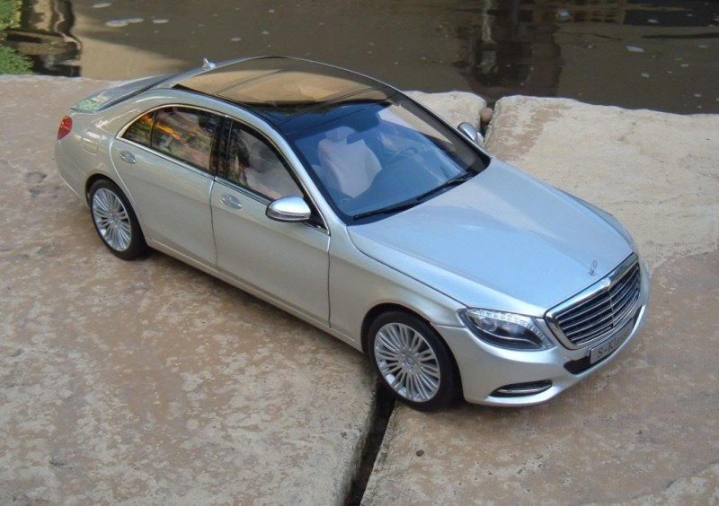 Photo Mercedes-Benz W222