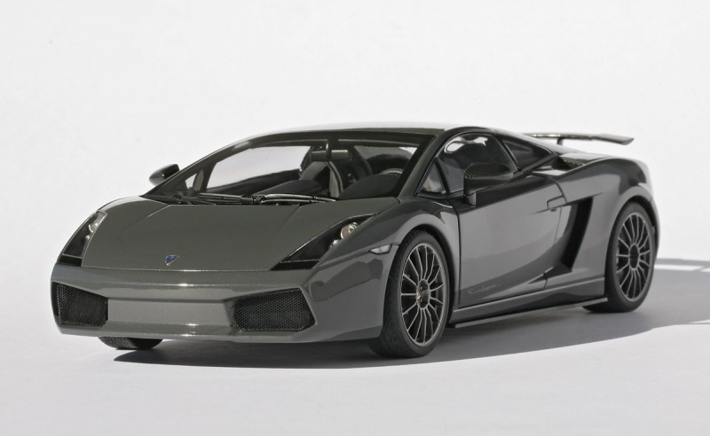 Photo Lamborghini Gallardo Superleggera