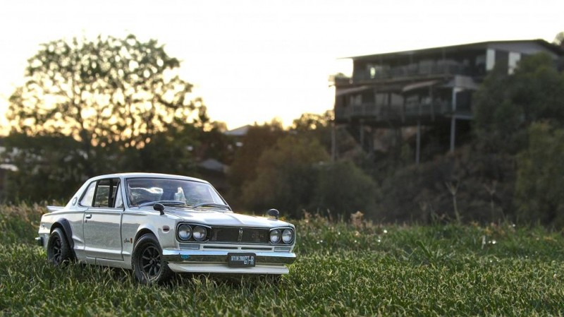 Photo Nissan Skyline 2000 GT-R