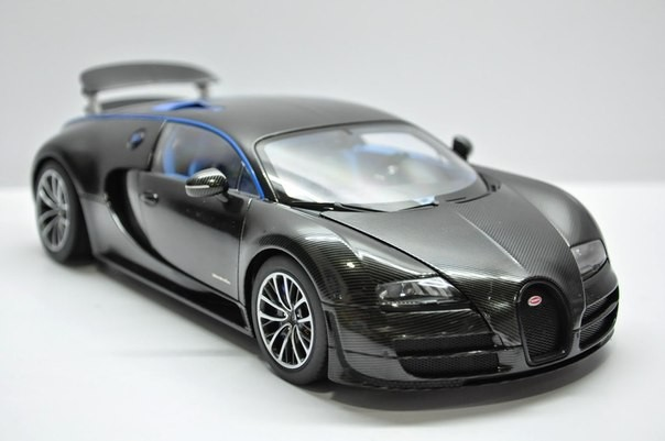 Bugatti Veyron Super Sport photo