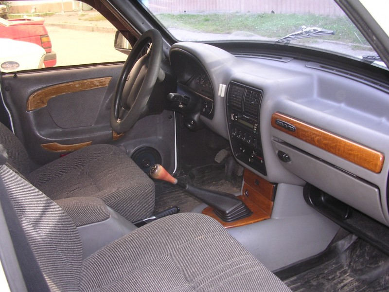 GAZ-3110 cabin photo