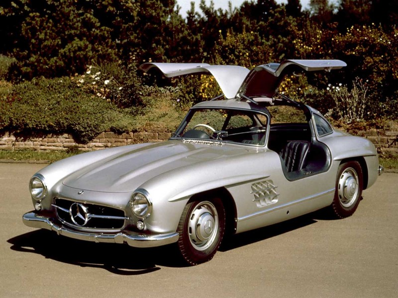 Mercedes-Benz 300 SL 1954
