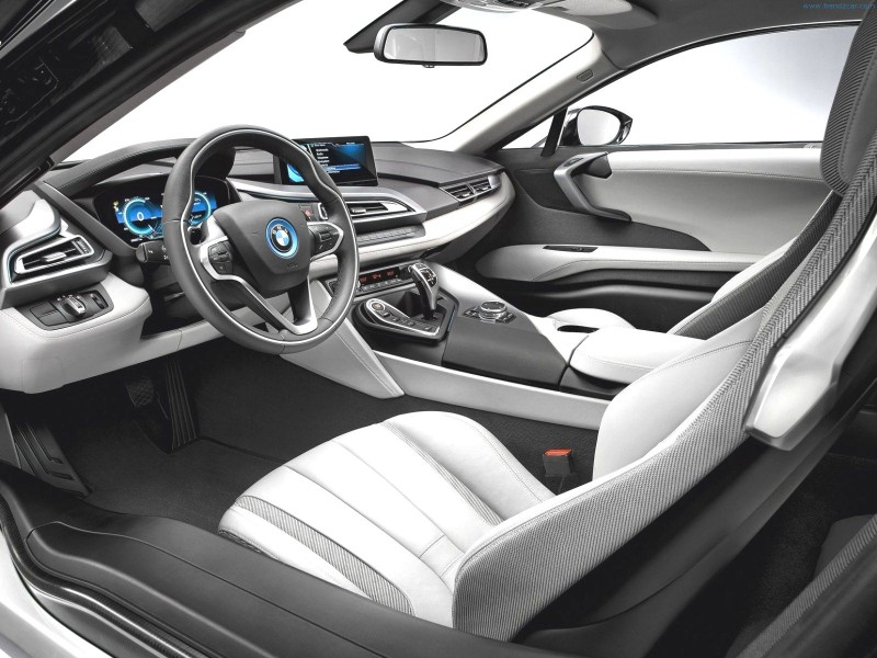 BMW 7 Series cabin