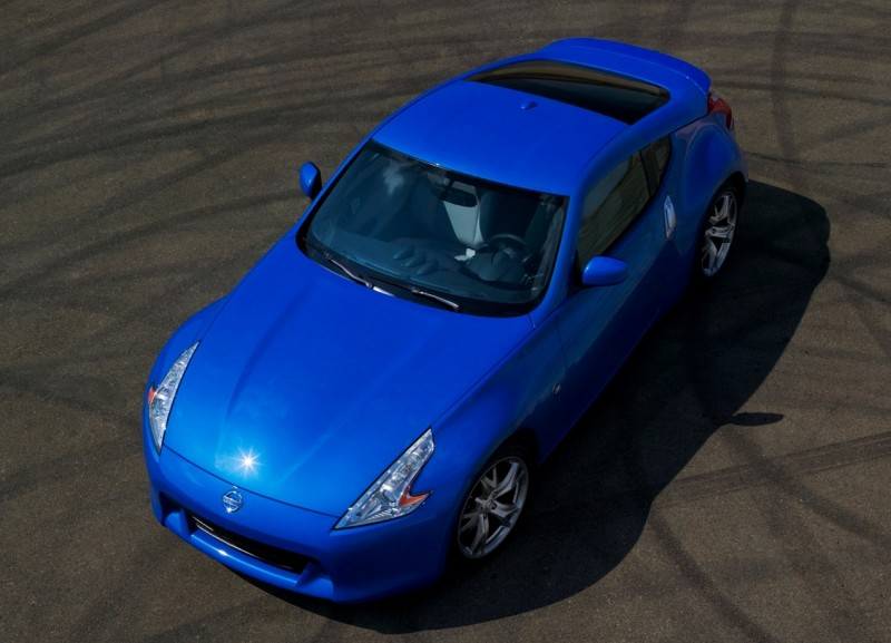 Photo of the Nissan 370Z