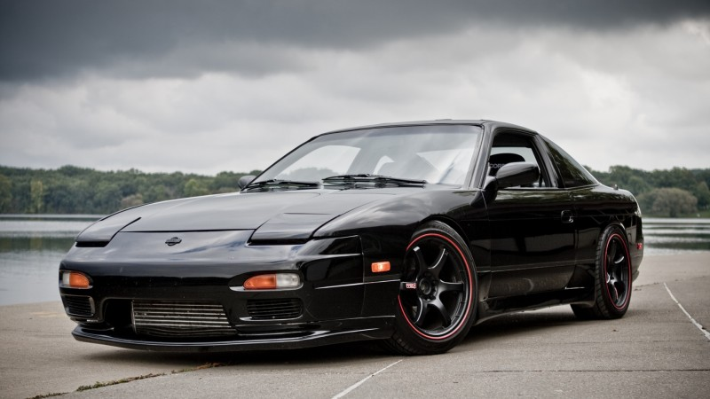 Nissan 240SX photo auto