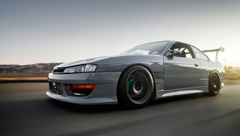 Photo of the Nissan 240SX