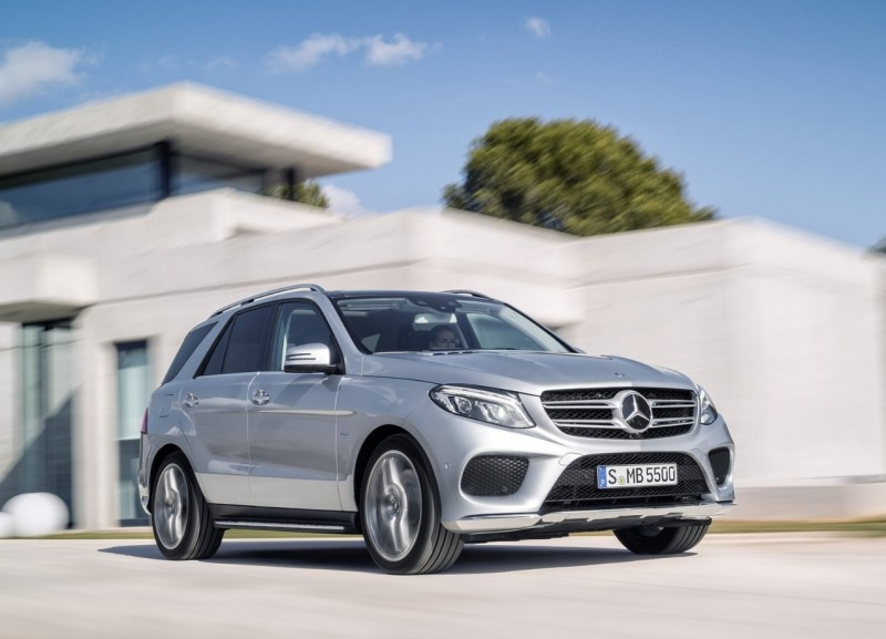Photo by Mercedes-Benz GLE