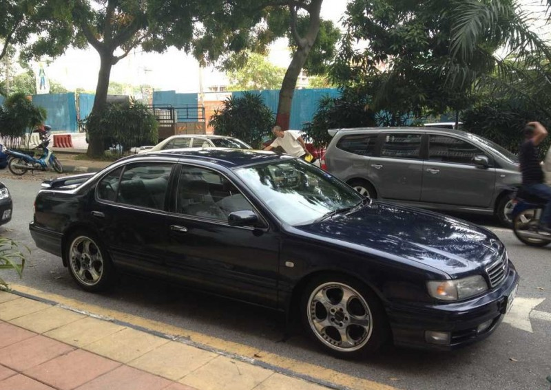 Nissan Cefiro A32 picture of the car