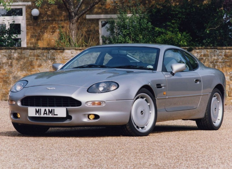 Aston Martin DB7 photo auto