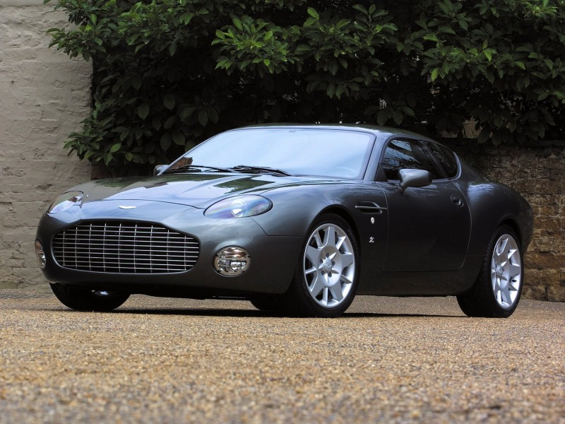 Photo of Aston Martin DB7 Zagato