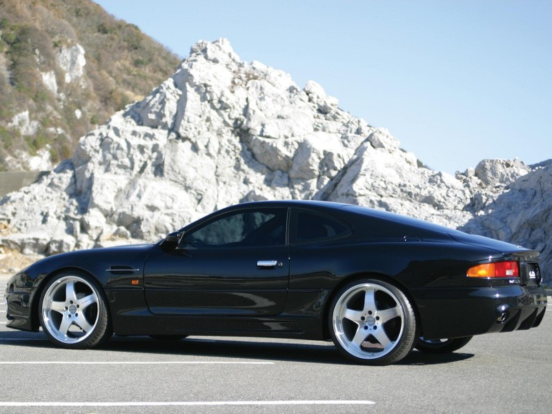 Wald Aston Martin DB7 Side View