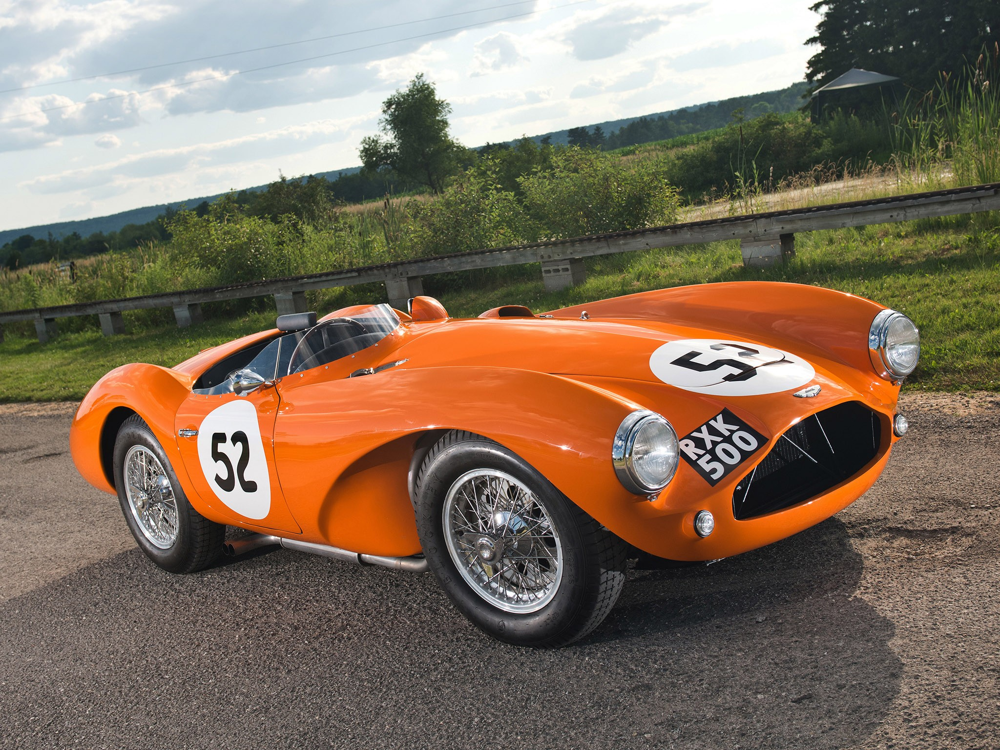 Aston Martin Db3s 1954 Price Photo Specifications Review