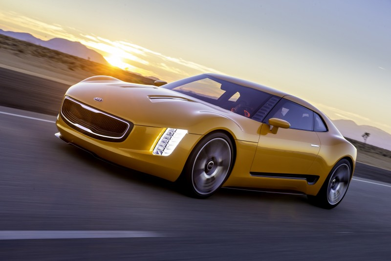 Photo of Kia GT4 Stinger