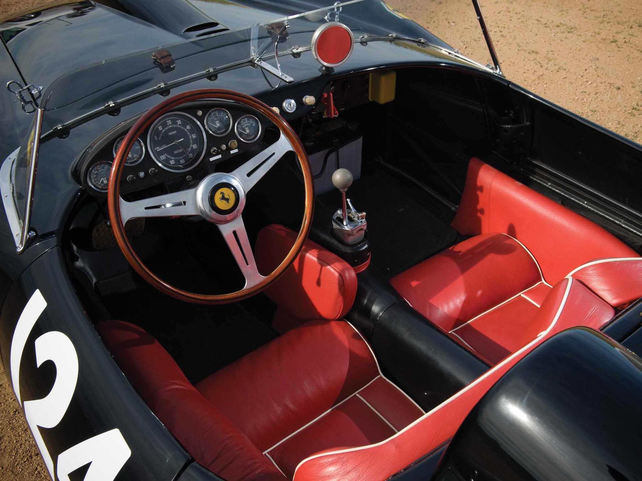 Ferrari 250 Testa Rossa 1958 Features Videos Photos Price