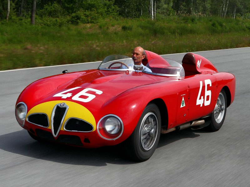 Photo by Alfa Romeo 6C 3000 CM Colli Spider