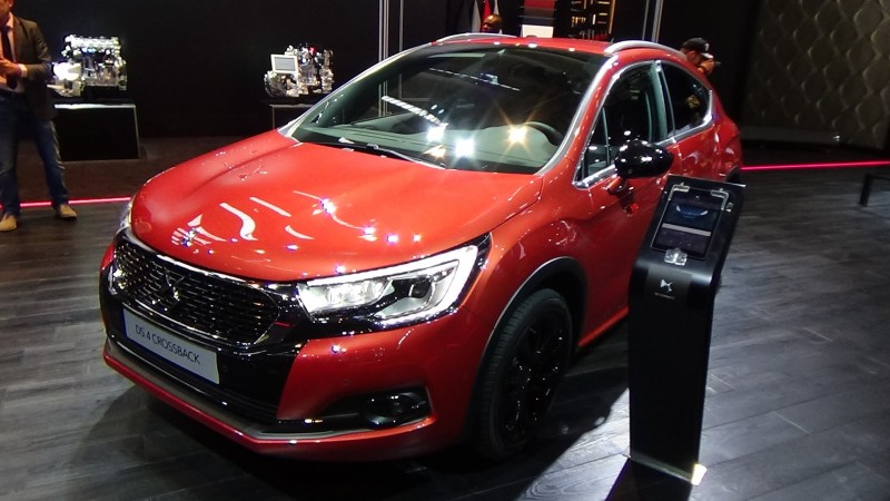 Citroen DS 4 Crossback