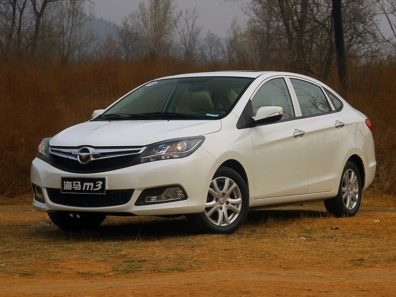 Haima M3 picture of the car