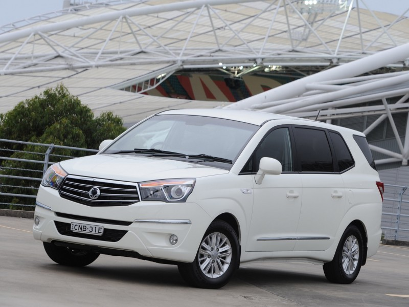 SsangYong Stavic