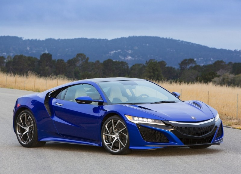 Photo of the Acura NSX
