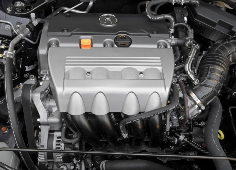 Acura TSX engine