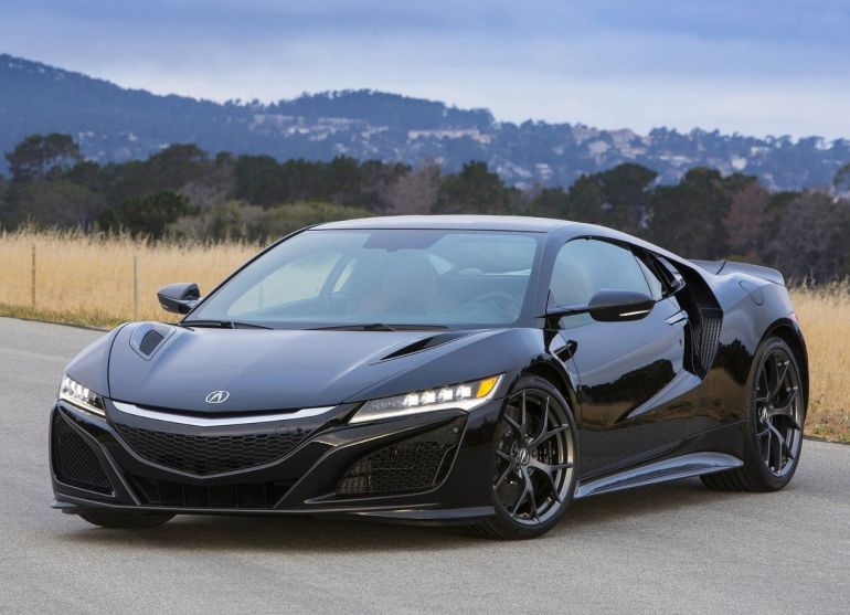 Acura NSX sports car