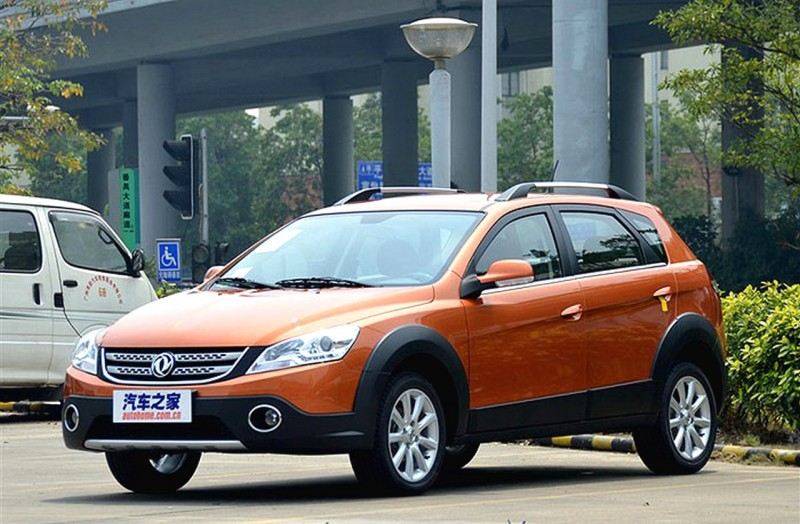 DongFeng H30 Cross Appearance