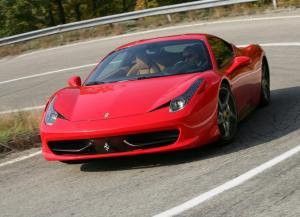 The Ferrari 458 Italia