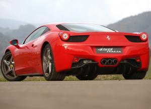 Photo of a Ferrari 458 Italia