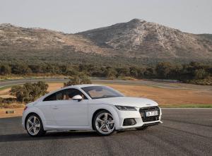 Sports car Audi TT