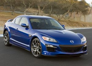Photo of the Mazda RX-8