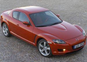 Photo Sportcar Mazda RX-8