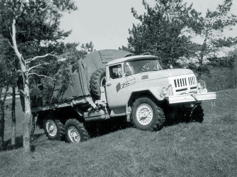 Photo of ZIL-131