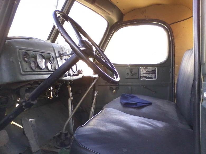 Cabin salon ZIL-157