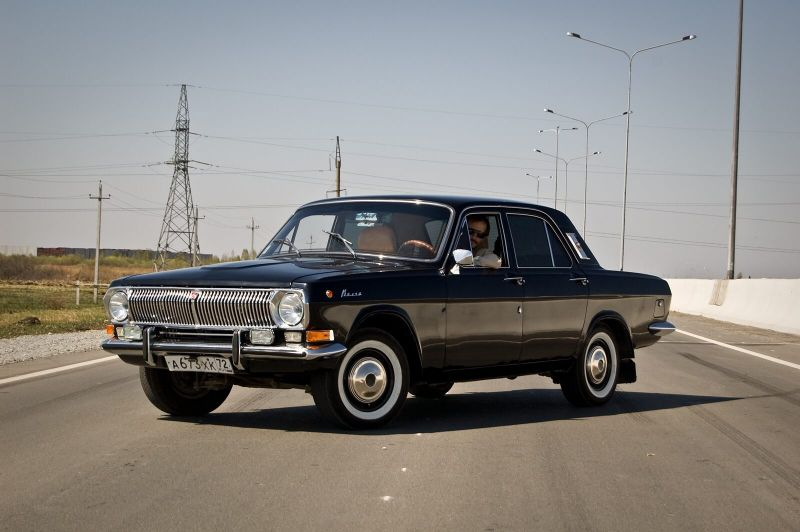 Photo of GAZ-24 car