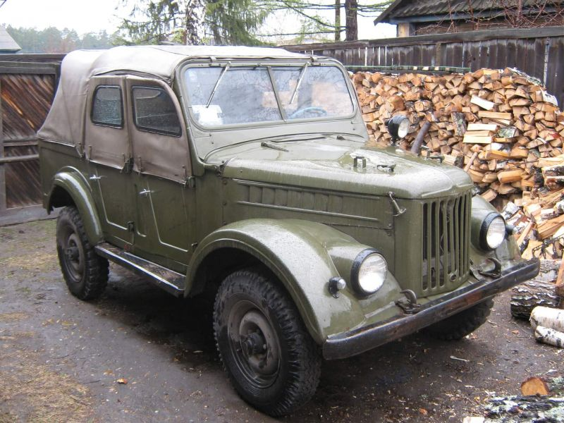 GAZ-69A photo of a car