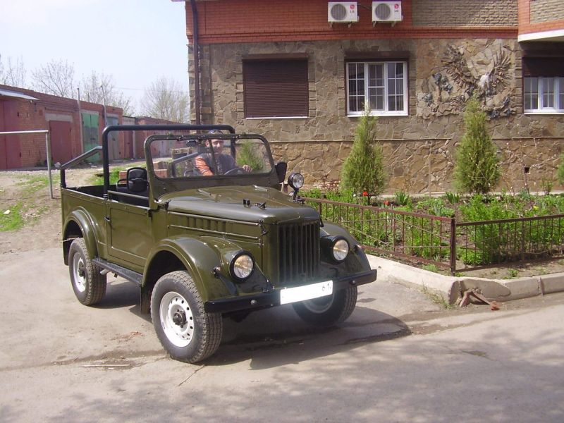 Photo of GAZ-69