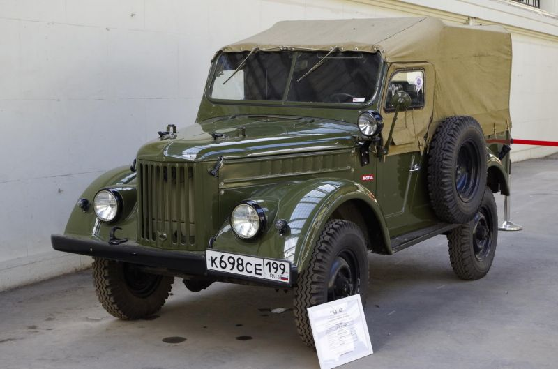 GAZ-69 car photo