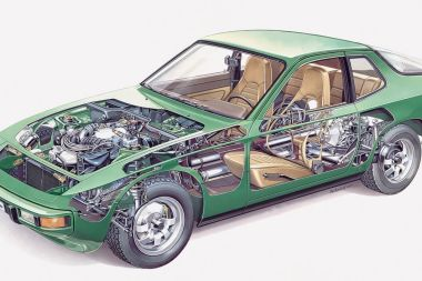 The most detailed dictionary of automotive terms
