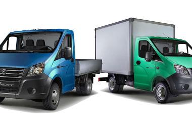 Is GAZelle suitable for cargo transportation