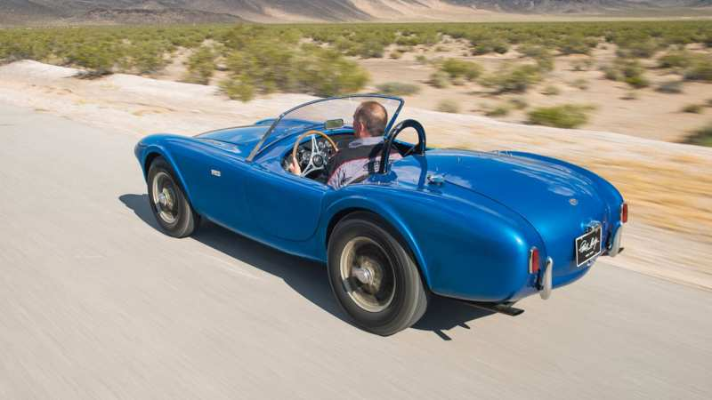 A picture of Shelby Cobra 260