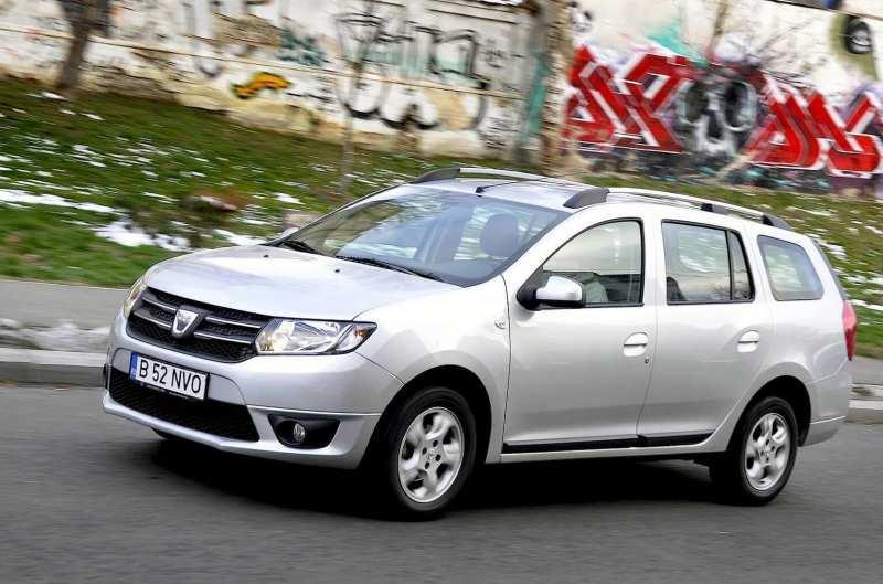 Dacia Logan MCV car photo