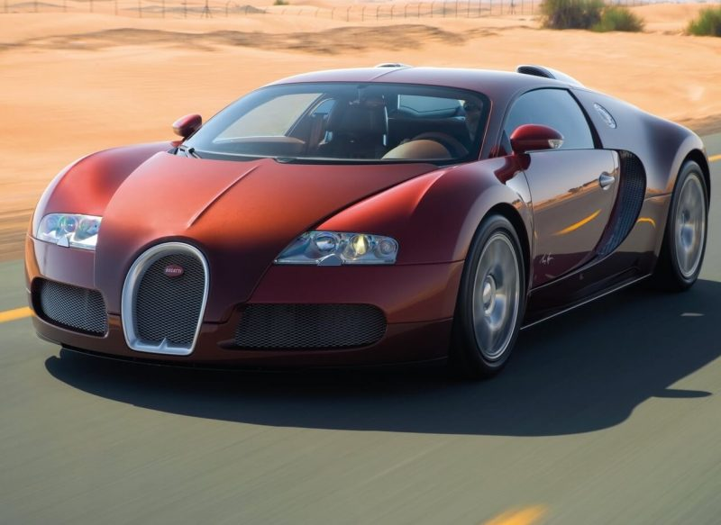 Auto Bugatti Veyron