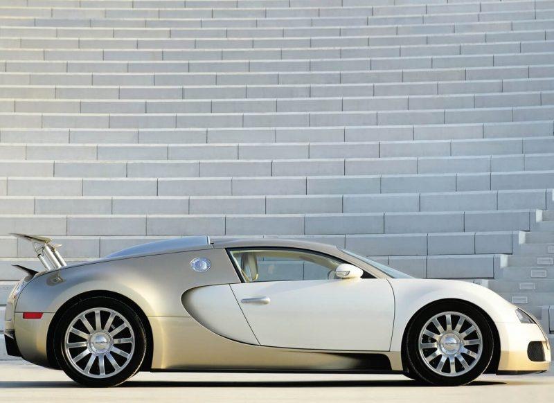 Photo of a Bugatti Veyron
