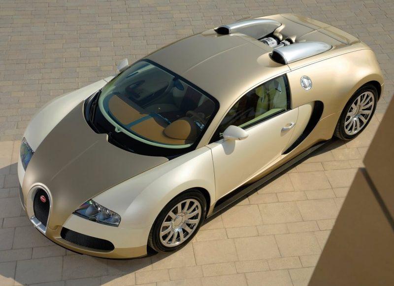 Bugatti Veyron is a hypercar