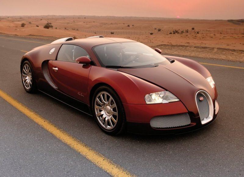 Photo of Bugatti Veyron