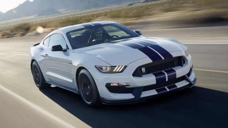 The world's most powerful Ford Mustang