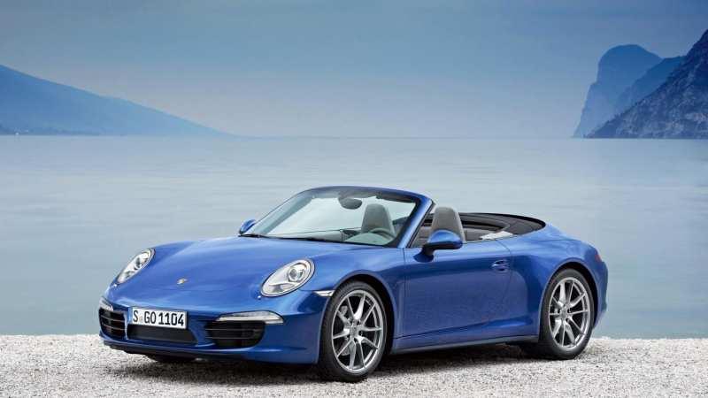 Porsche 911 Carrera photo car